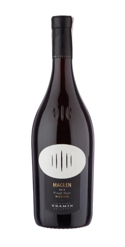 Pinot noir Riserva Maglen 2014