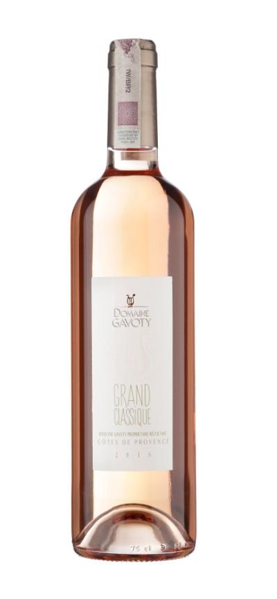 Côtes de Provence Rosé Grand Classique 2016